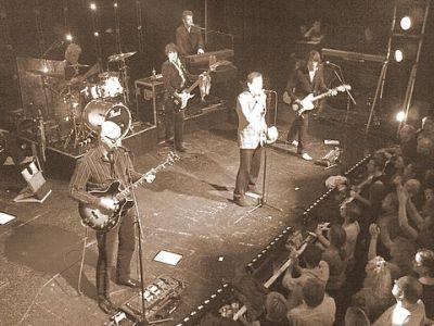 De Dijk in het Paard op 16 november 2006