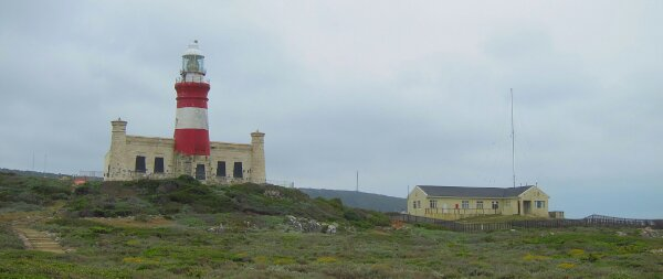 Via Cape Agulhas naar Swellendam